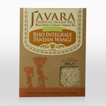 Wholegrain rice (Pandan Wangi) - Indonesia - Fair Trade 400g
