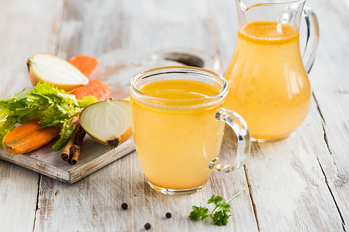 Clear Vegetable Broth - 1L