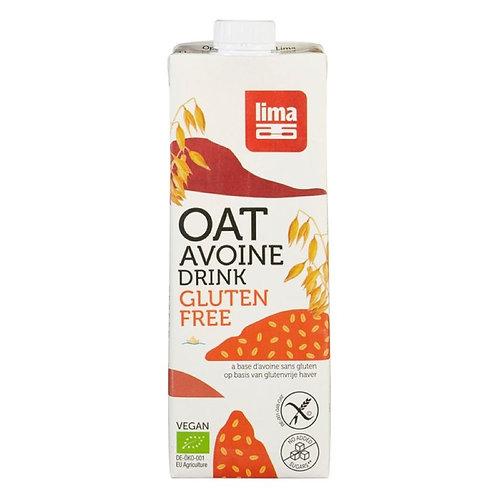 Gluten Free Oat Milk Drink - 1lt (Lima)
