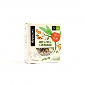 Mixed seeds & Cashew Flakes - 150g