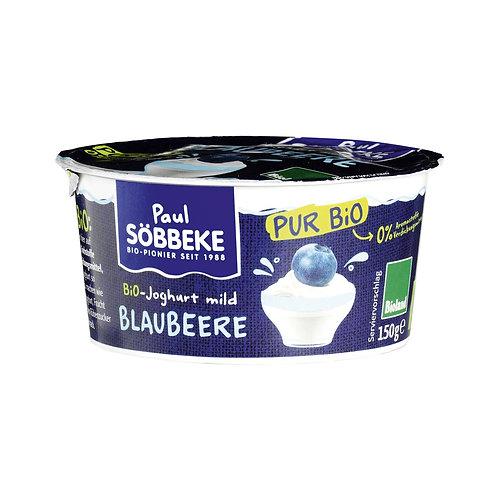Blueberry Yoghurt (Sobbeke) - 150g
