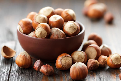 Hazelnuts in shell - loose - 500g