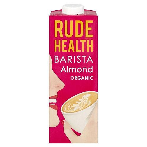 Rude Health Almond Barista - 1L