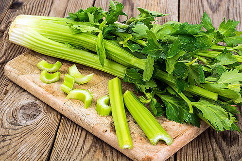Celery with leaves  - 500g