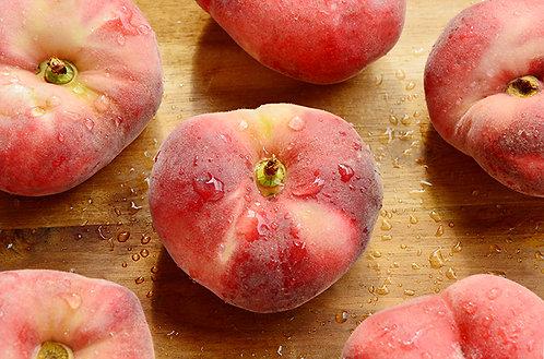 Flat Peaches - 500g