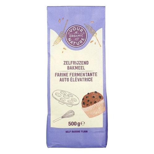 Self-raising Flour - 500g (Your Organic Nature)