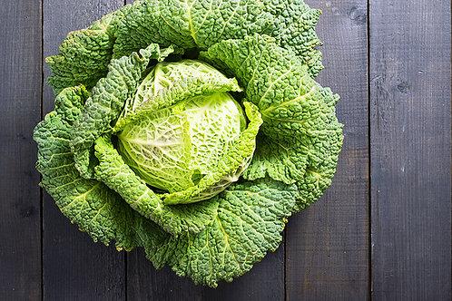 Savoy cabbage - per piece