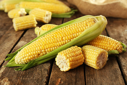 Sweetcorn (sous vide, packed) - 400g