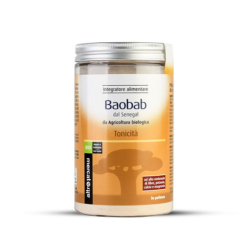 Organic Baobab food supplement