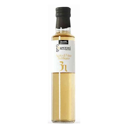 Trebbiano (white) wine vinegar - 250ml (Guerzoni)