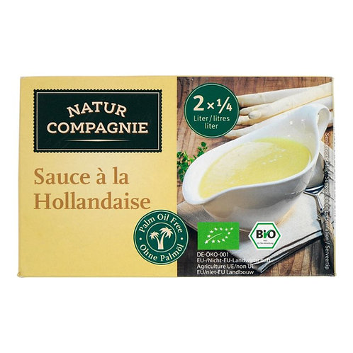 Hollandaise Sauce (powder) - 46g (Natur Compagnie)