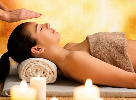 Reiki - the organic way for body, mind and spirit balance