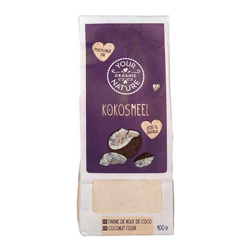 Coconut Flour - 400g (Your Organic Nature)