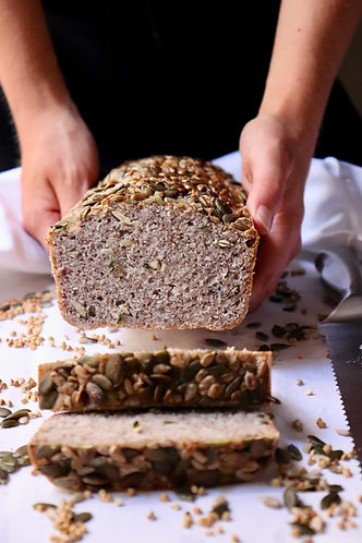 Sprouted Buckwheat Bread - 1.2kg