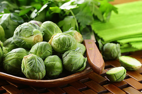 Brussels sprouts - 400g