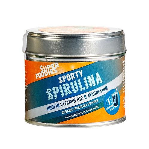 Spirulina Powder - 75g (Superfoodies)