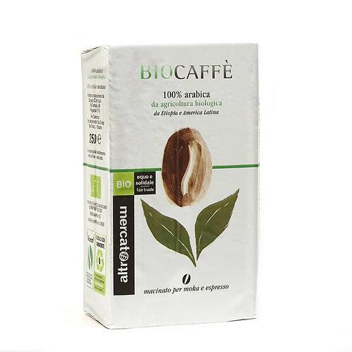 BioCaffe - 100% Arabica Coffee (ground)  - 250g