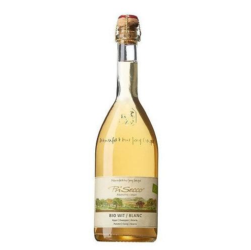 Prosecco (alcohol free, vegan) white tea, birch, acacia, elderberry flow - 750ml