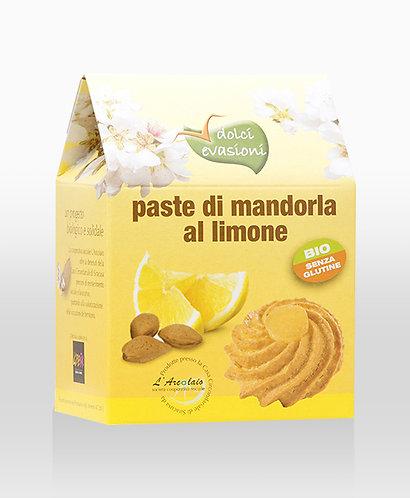 Lemon pasta di mandorla - 160g