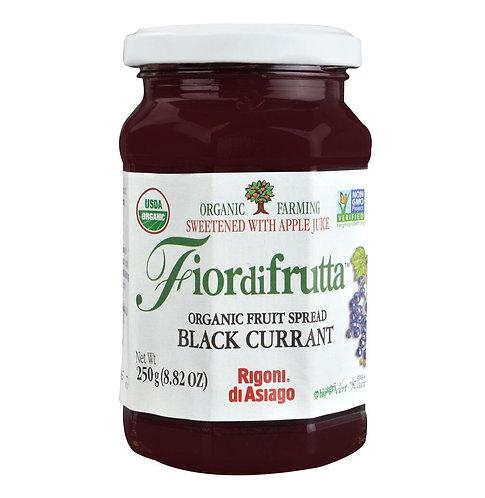 Black Currant fruit spread - 250g