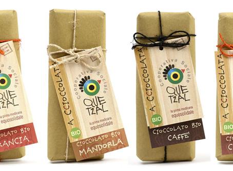 Opposite of naughty? Organic Modican Chocolate