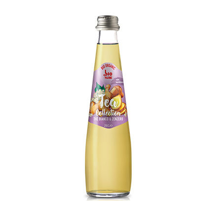 White tea & Ginger - 250ml