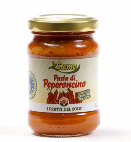 Sicilian chilli pepper paste - 80g