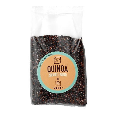 Black Quinoa - 400g (GreenAge)