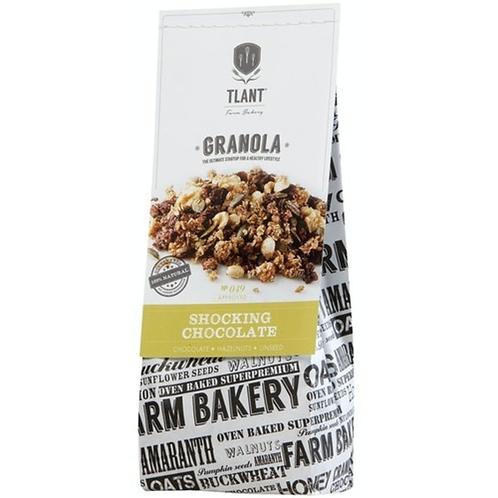 Shocking Chocolate Granola (Tlant) *includes honey - 300g