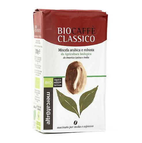 Organic ground coffee 250g (BioCaffe)
