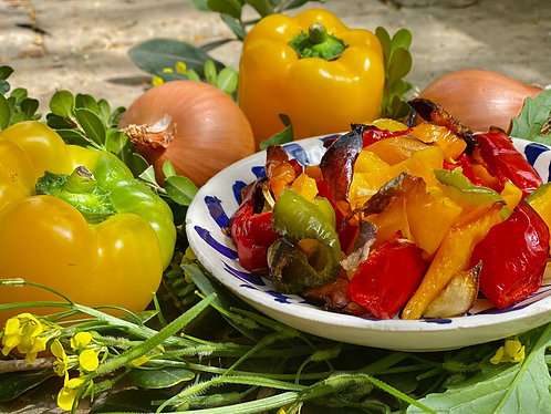 Organic Peperonata - SIDES