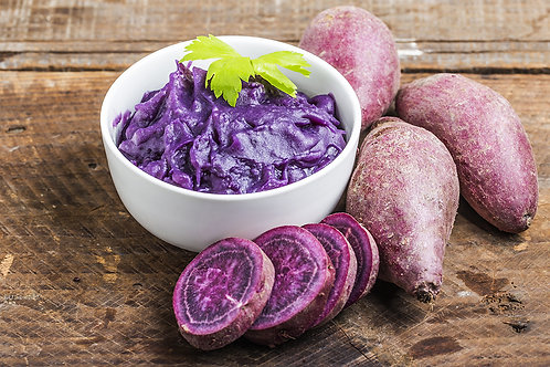 Purple sweet potatoes - 500g