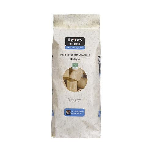 Paccheri - Artisan Durum Wheat Pasta (Libera Terra) - 500g