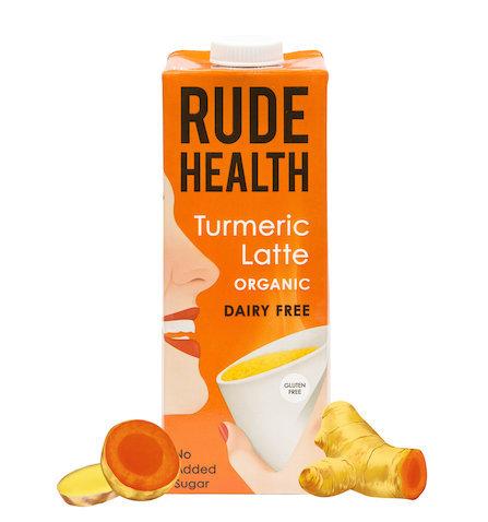 Rude Health Turmeric Latte - 1L
