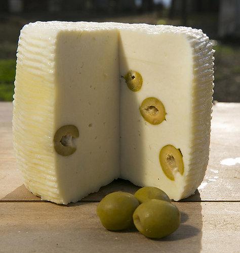 Pecorino alle olive - c. 200-250g