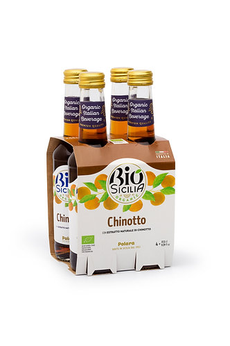 Chinotto 275mlx4 Polara Bio