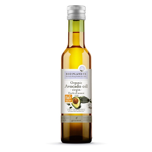 Virgin Avocado Oil - 250ml (Bio Planete)