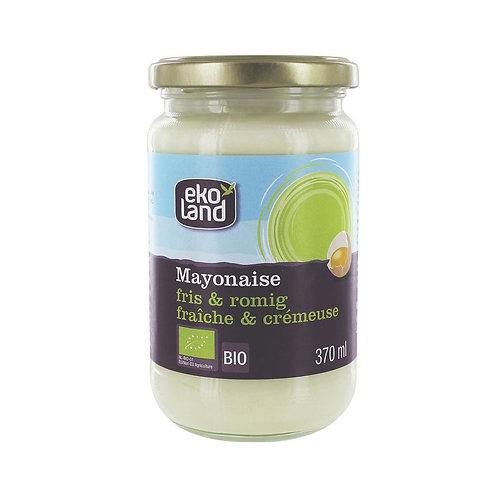 Fresh & Creamy Mayonnaise - 370ml