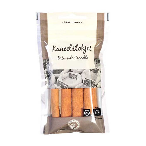 Cinnamon sticks - 4pcs