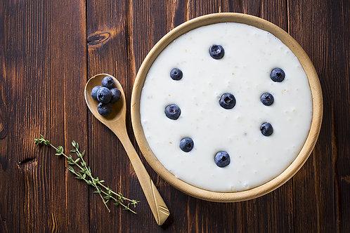 Blueberry yoghurt (Pur Natur) - 150g