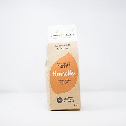 Flour – Russello Sicilian Ancient Grain – 1kg