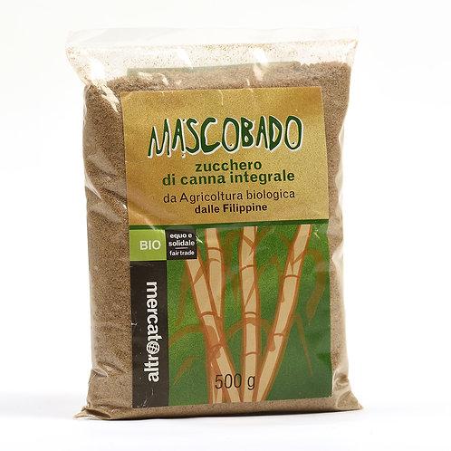 Mascobado Raw Cane Sugar (Philippines) - 500g Altromercato