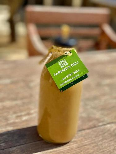Organic Melon & Mango smoothie (with coconut milk) (V, GF) x 500ml