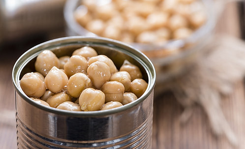 Chickpeas (in tin) 400g