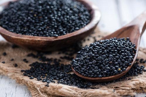 Black lentils - 500g