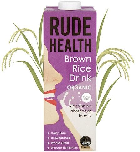 Rude Health Brown Rice - 1L