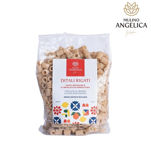 Ditali rigati (Sicilian Ancient Grains) – 500g