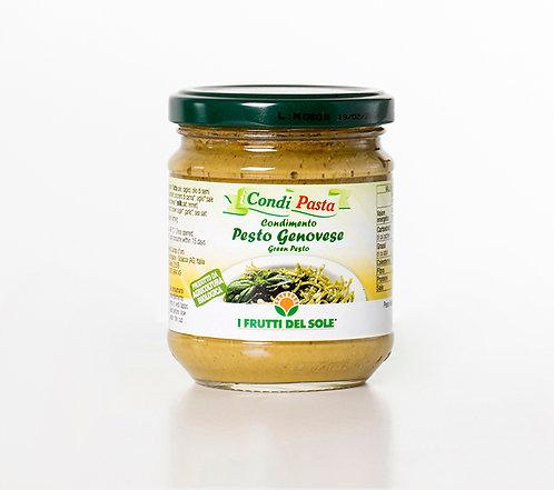 Pesto alla Genovese - 180g Frutti del Sole