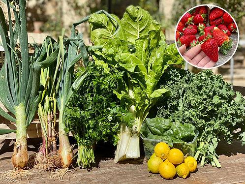The 0km Organic Spring Box
