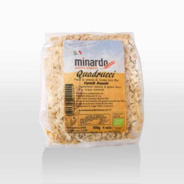 Quadrucci - Russello Ancient Grain (Minardo) - 500g